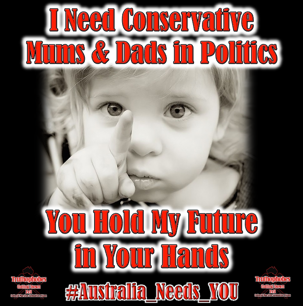 JOIN A POLITICAL PARTY