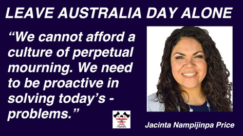 It's OK to Celebrate Australia Day