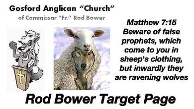Rod Bower Target Page