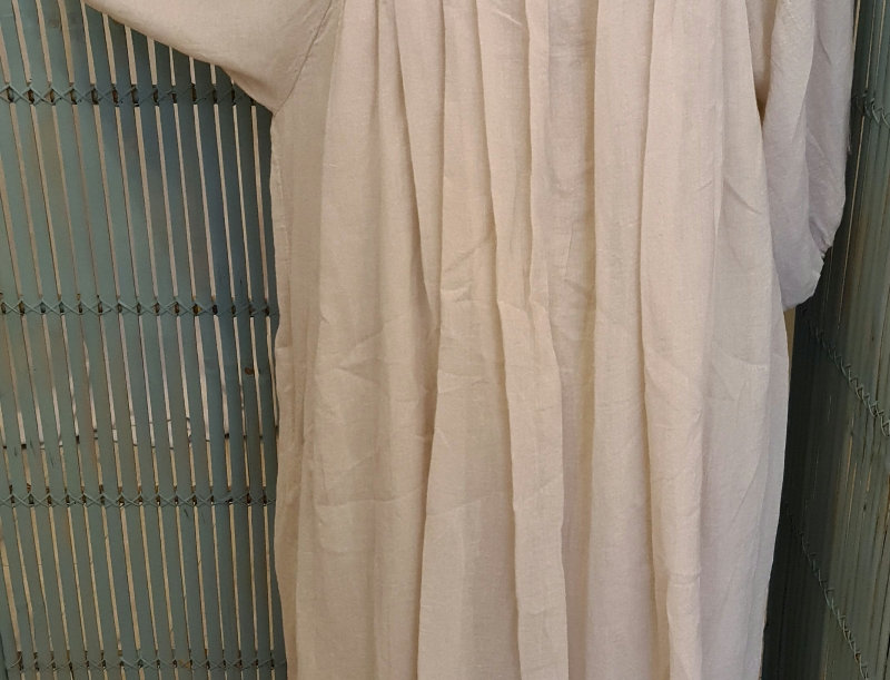 Robe doublée