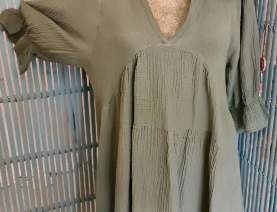 Robe ou tunique cnvient à toutes les morphologies