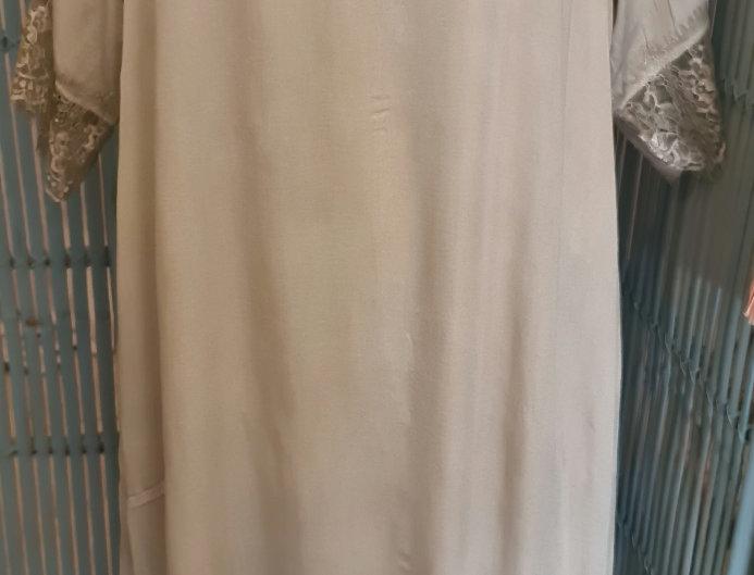 À porter comme robe ou sous-robe