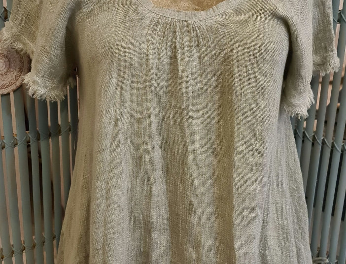 Petite robe tunique
