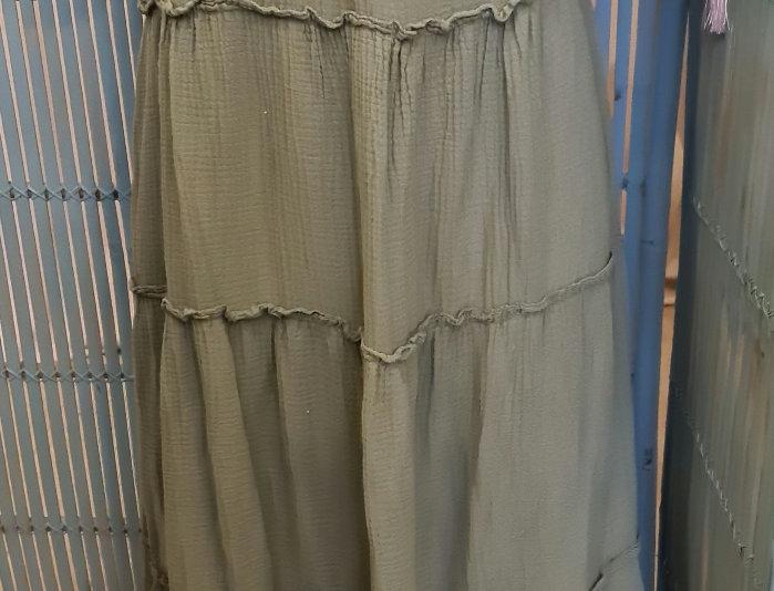Robe très longue