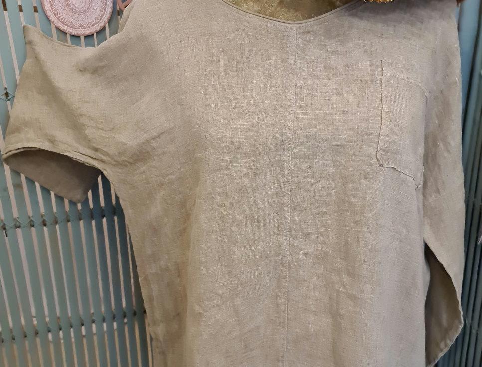Tunique longues manches