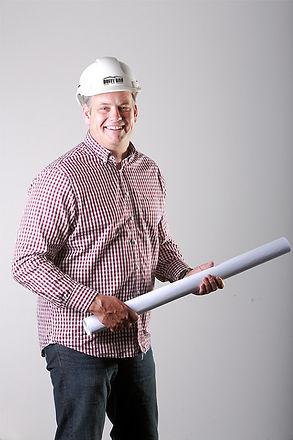 Colin Duffy unterstützt Sie professionell bei Ihrem Bauprojekt
