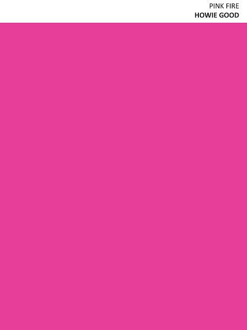Pink Fire - Howie Good