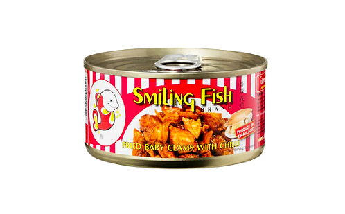 Fried Baby Clams W/Chilli