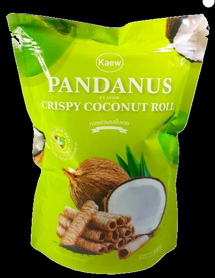 """Coconut Roll """"Pandan"""""""