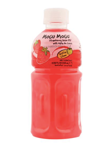 Mogu Mogu Strawberry