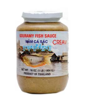 Gouramy Fish Sauce Cream