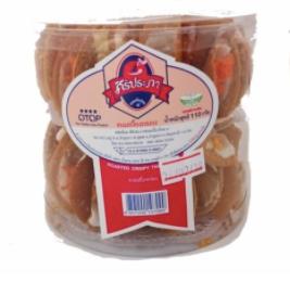 Roasted Thai Crepe