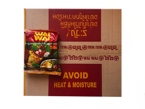 Wai Wai Oriental Box Pack