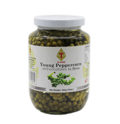 Pepper Pickled 'D-Jing' 454g