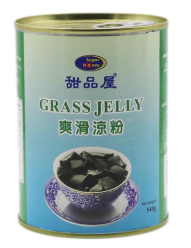 Grass Jelly 530g
