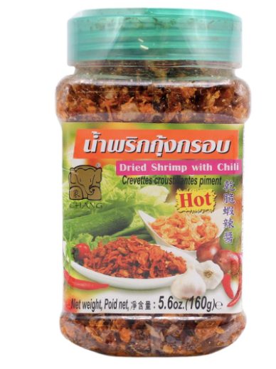Dried Shrimp W/ Chilli