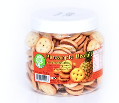 FoodTree Pineapple Biscuit 500gm