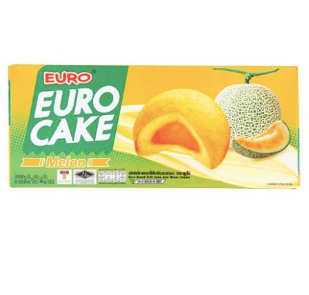 Euro Cake Melon 204gm