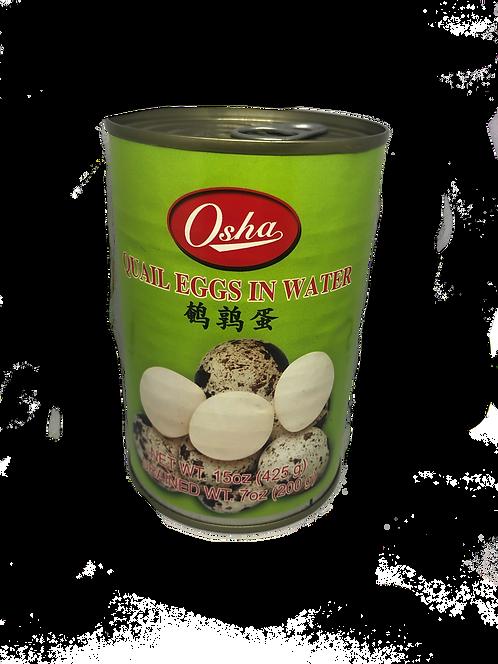 "Quail Eggs In Water "" Osha"""