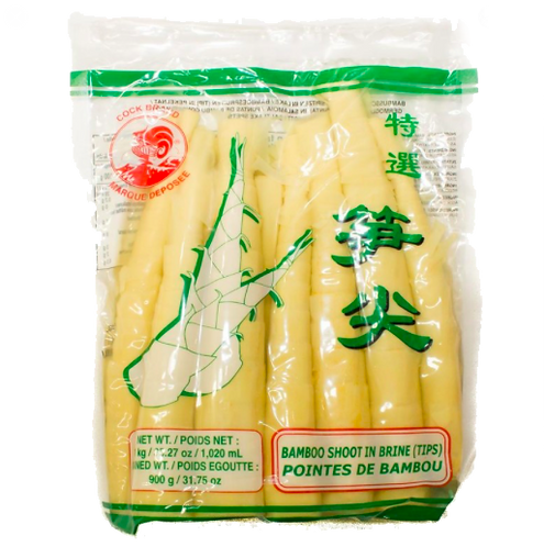Bamboo young Tip 1kg