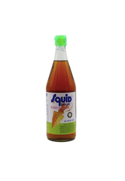 Fish Sauce 'Squid' 725ml