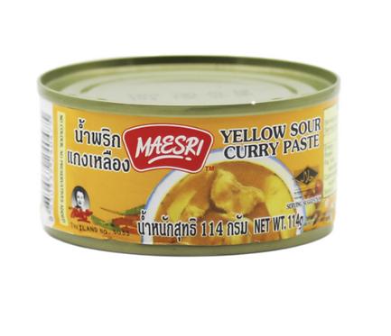 Yellow Sour MaeSri