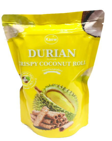 """Coconut Roll """"Durian"""""""