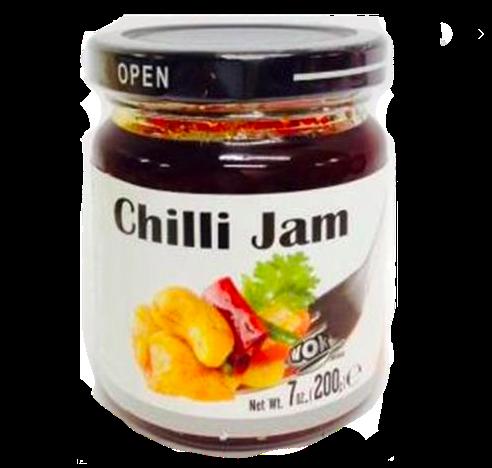 Wok Chilli Jam