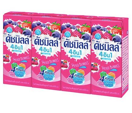Mixed Berry DM