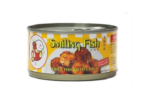 Fried Fish W/ Chilli