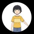 Haruo Yaguchi - Hi Score Girl.png