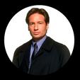 Fox Mulder en los Expedientes secretos X