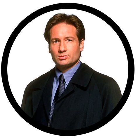 Fox Mulder en los Expedientes secretos X