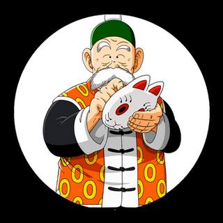 Abuelo Son Gohan en Dragon Ball..png