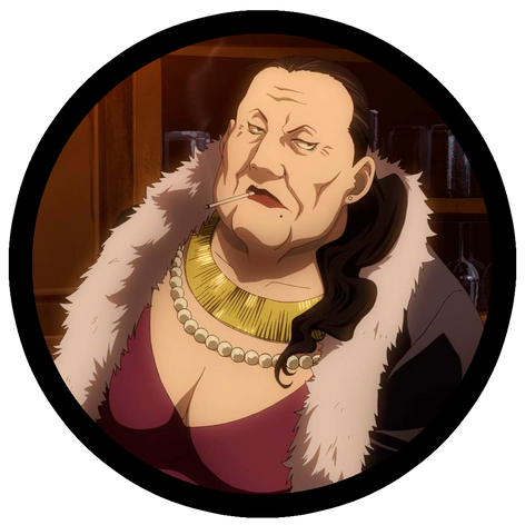 Madame Christmas en Fullmetal Alchemist