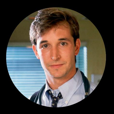 Dr. John Carter en E.R. Sala de urgencia