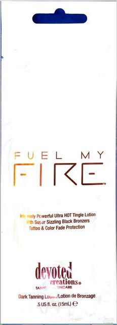 Fuel my Fire