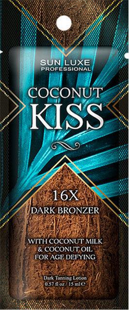 Сoconut kiss 16х Bronzer, 15 мл