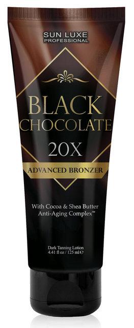 Black chocolate 20х Bronzer, 125 мл.
