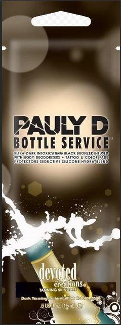 Pauly D Bottle Service