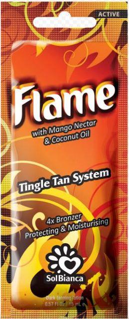 Flame 4х Bronzer. TingieTan System