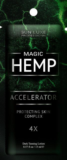 Magic hemp 4х, 15 мл.
