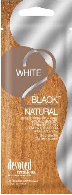 White 2 Black: Natural Bronzer