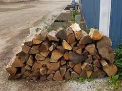 Split & Seasoned Hardwood Firewood