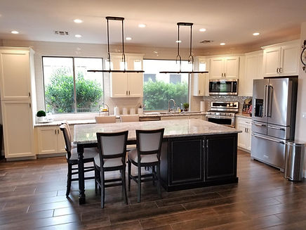 Kitchen remodel in goodyear, Arizona