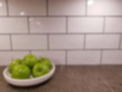 White Subway Porcelain Tile