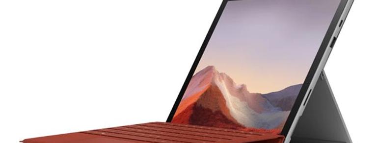 Microsoft Surface Pro 7Microsoft Surface Pro 7