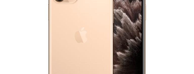 Apple iPhone 11 Pro Gold 64GB