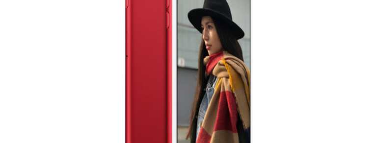 Apple iPhone 7 - (PRODUCT) RED 128GB