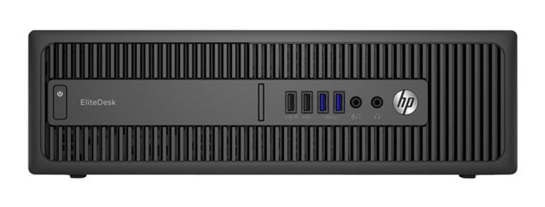 HP EliteDesk 800 G2 - SFF